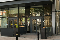 Hadrian | Elite Powder Coated - Epernay Champagne Bar, Manchester | Relcross